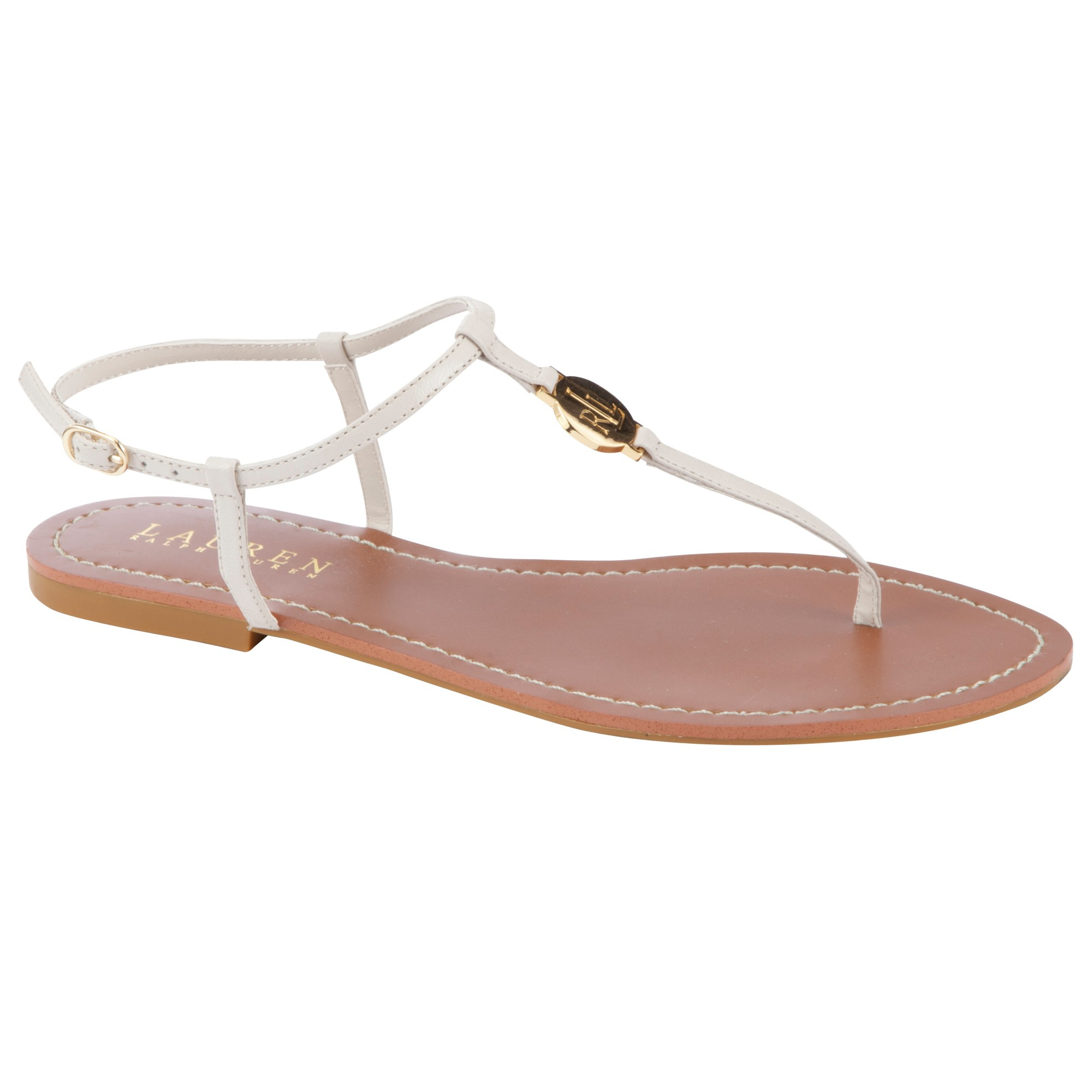ralph lauren white sandals coupon for