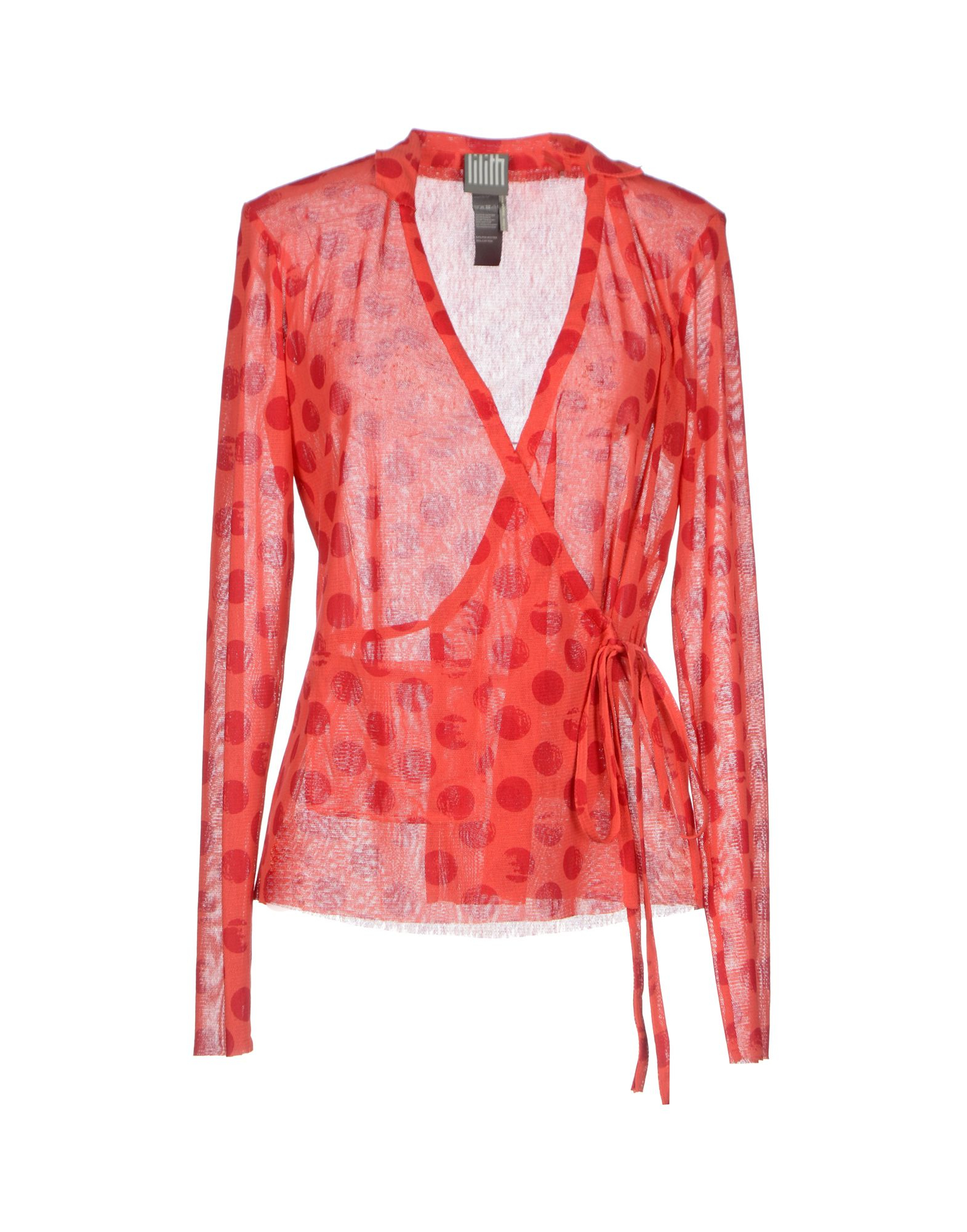 Lilith Cardigan In Pink Coral