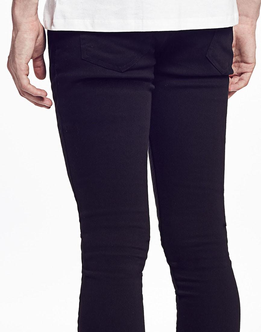 Criminal damage Super Skinny Jeans in Black for Men