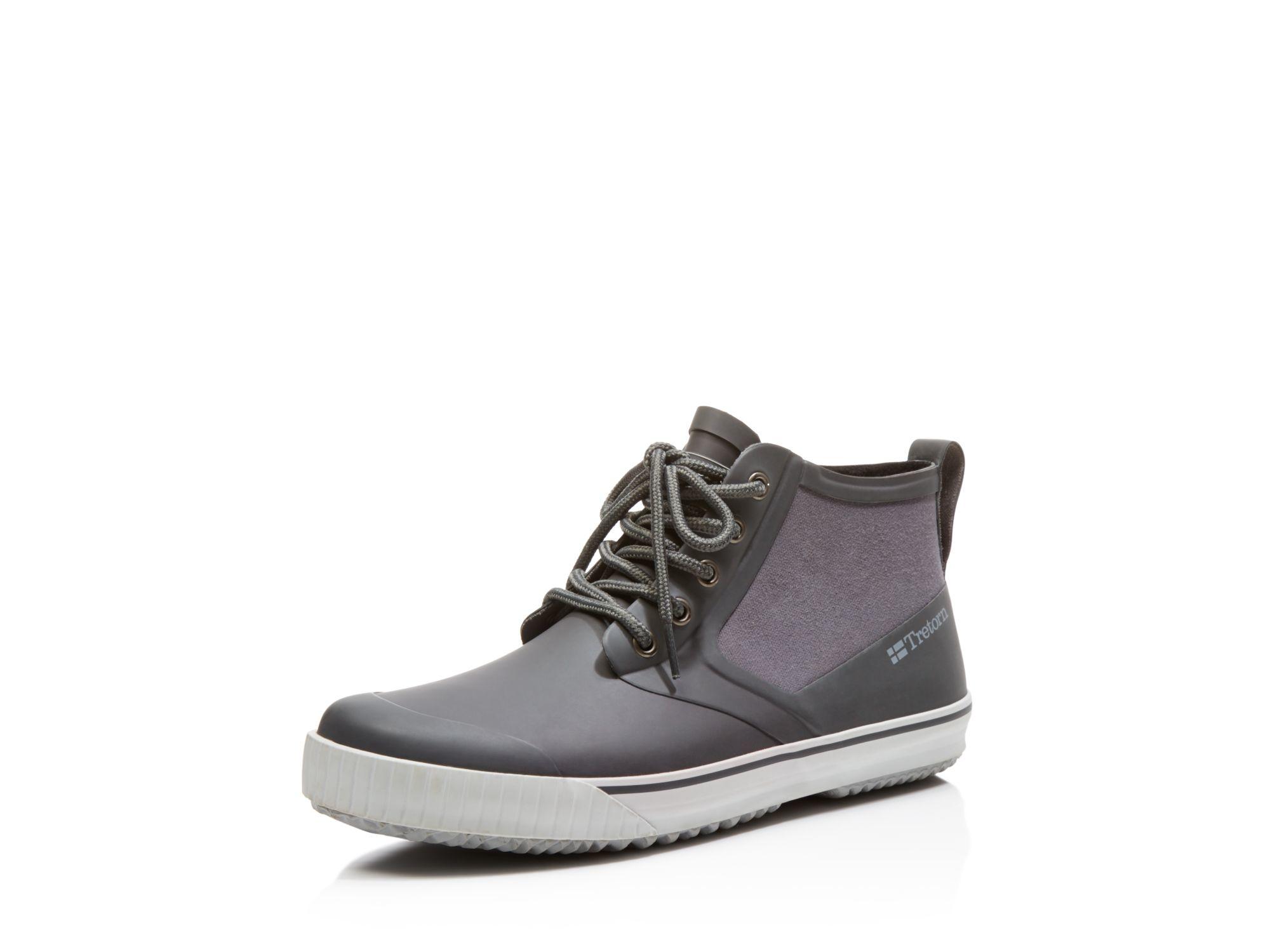 f096b2884 Tretorn New Gunnar Waterproof Boots in Metallic for Men - Lyst