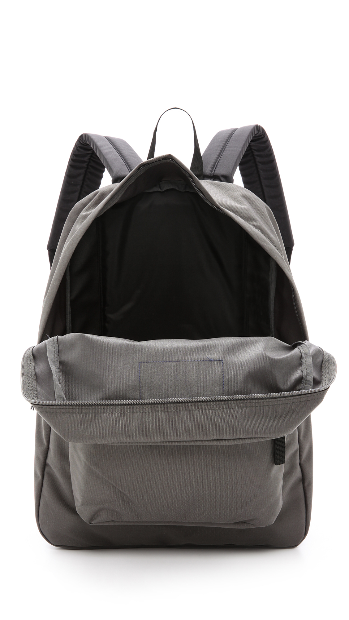 Lyst Jansport Superbreak Backpack In Gray For Men
