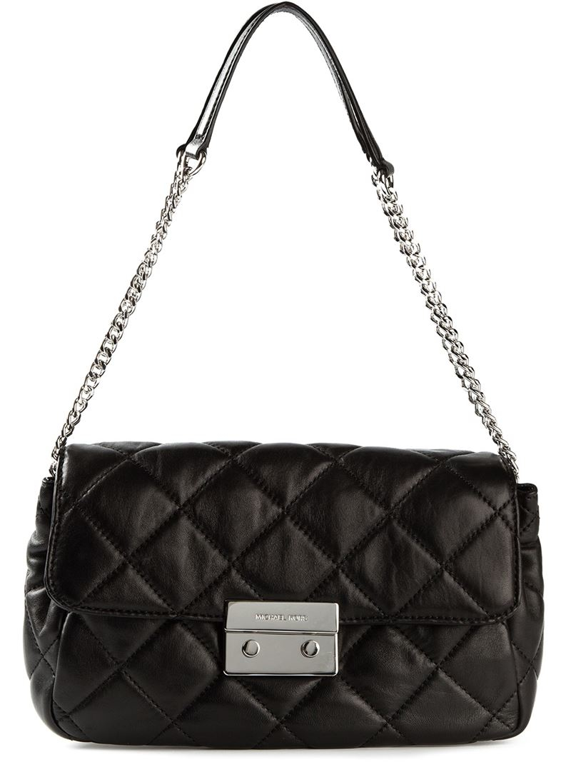 Lyst Michael Michael Kors Small Sloan Quilted