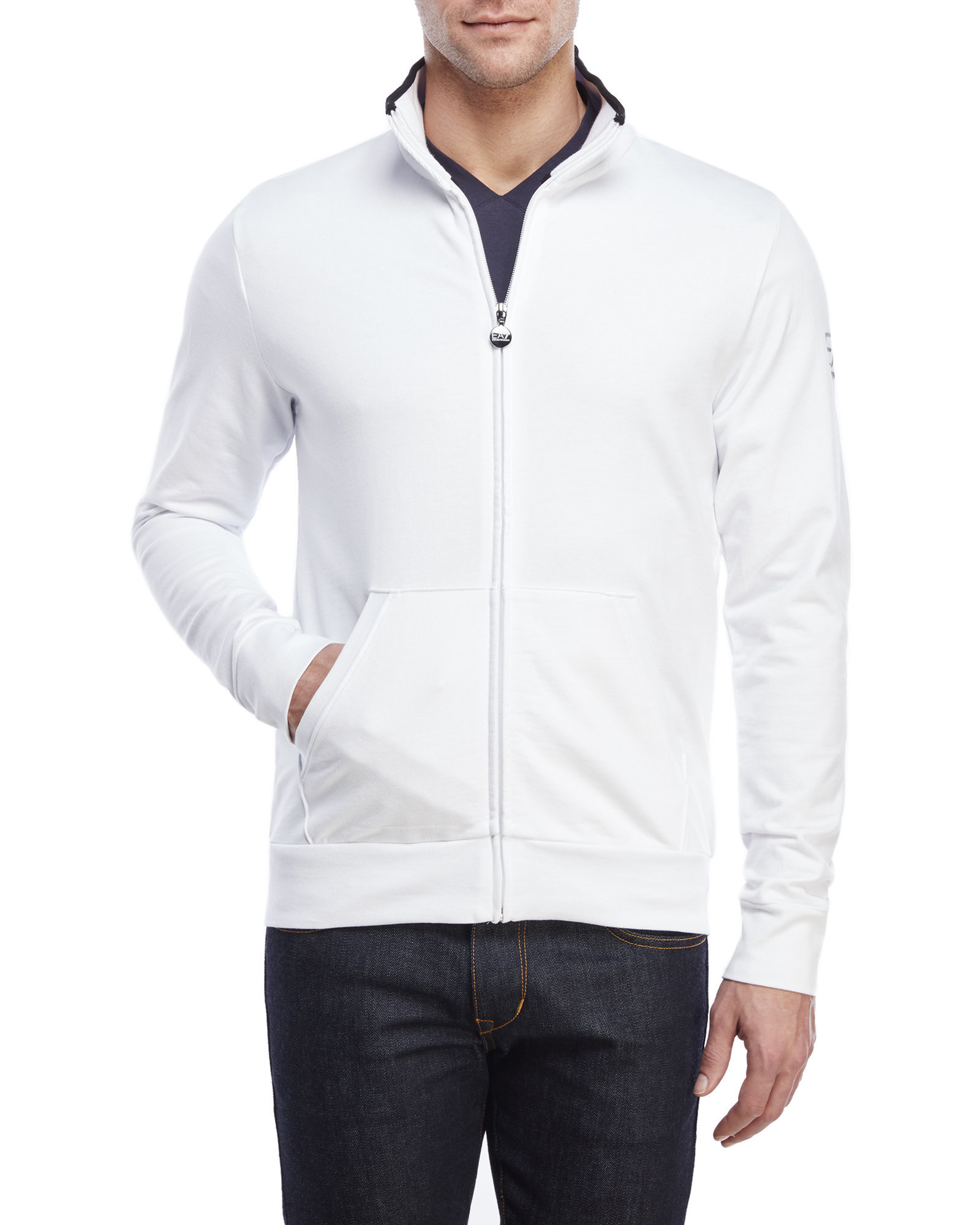 9a43b33a46d Gallery. Previously sold at  Century 21 · Men s Full Zip Hoodies Men s Zip  Up ...