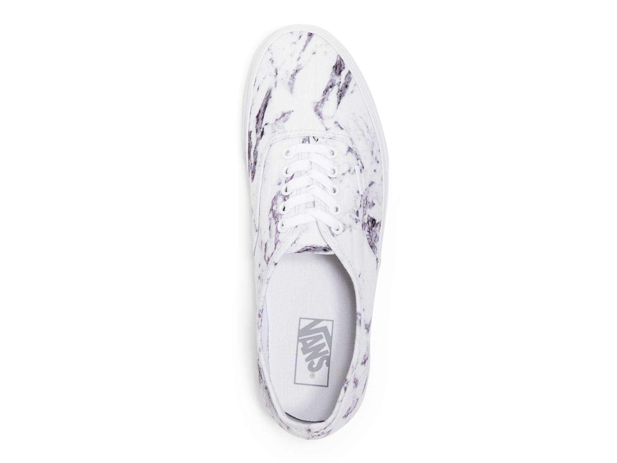 vans marble
