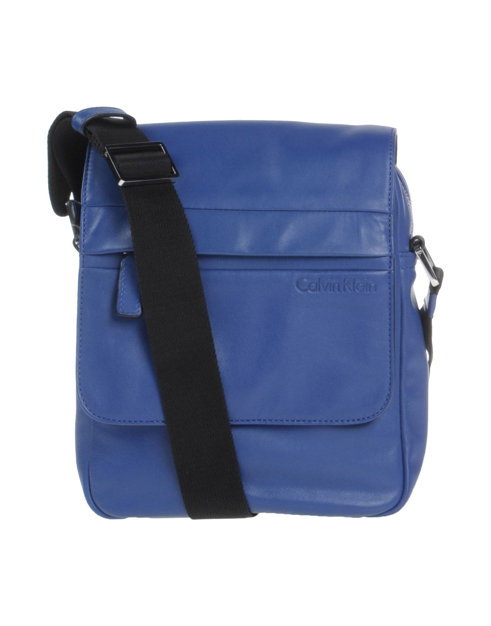Lyst - Calvin Klein Cross-body Bag in Blue for Men c1fba215e3f3f