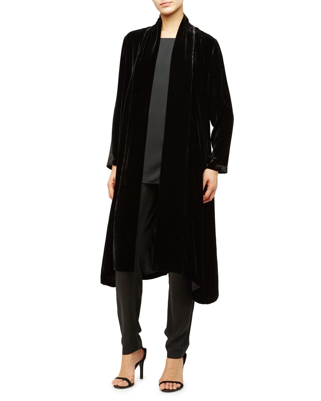 how to clean a black velvet jacket