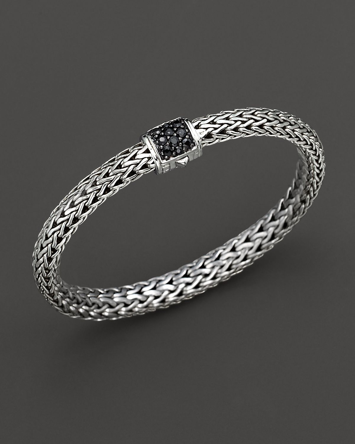 John hardy classic chain sterling silver small bracelet for John hardy jewelry factory bali
