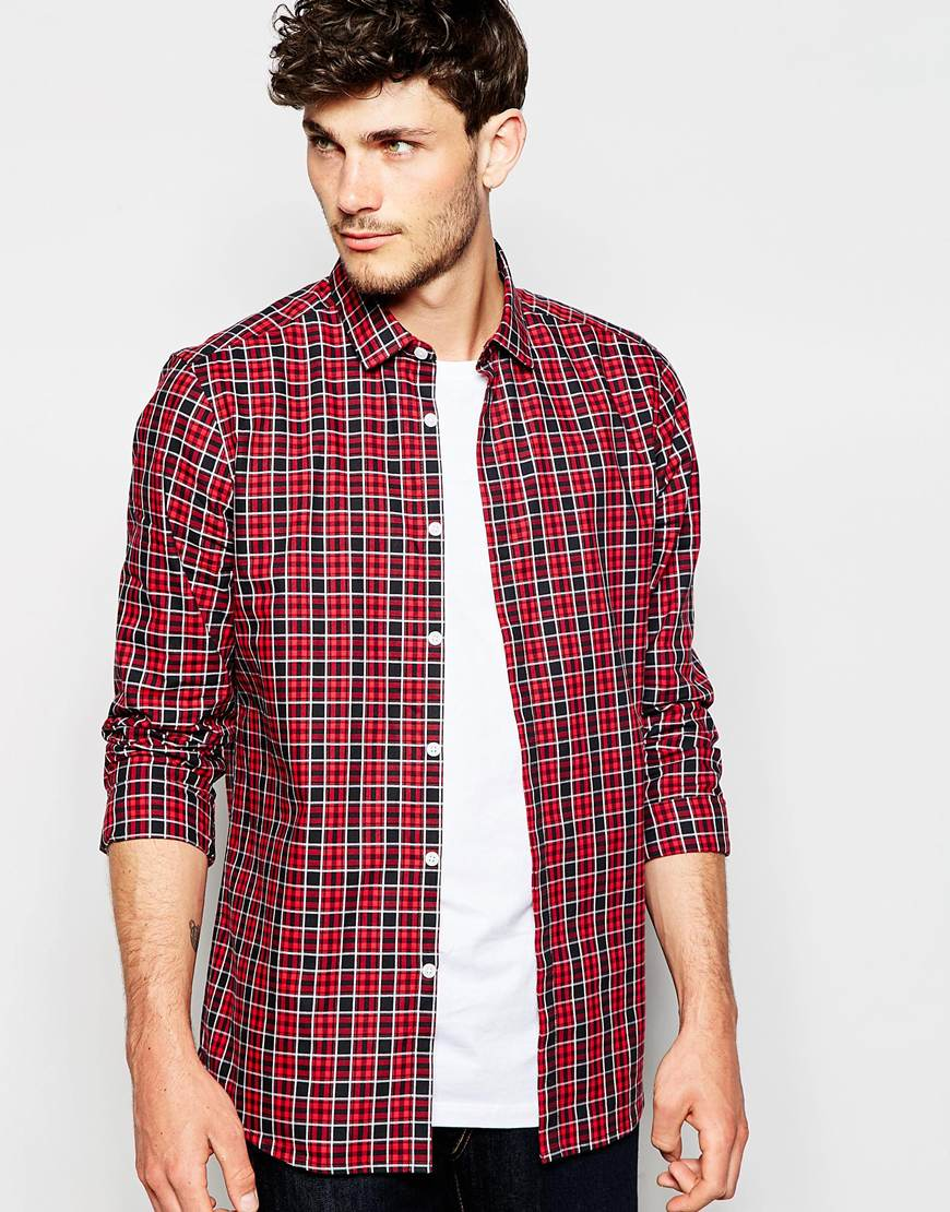 Find great deals on eBay for red checked shirt. Shop with confidence. Skip to main content. eBay: Columbia Men's Medium Red Checked Long Sleeve Button Up Collared Shirt. Columbia · M · Long Sleeve. $ or Best Offer +$ shipping. Free Returns. Gap Red Checked Fitted Boyfriend Shirt, Small.