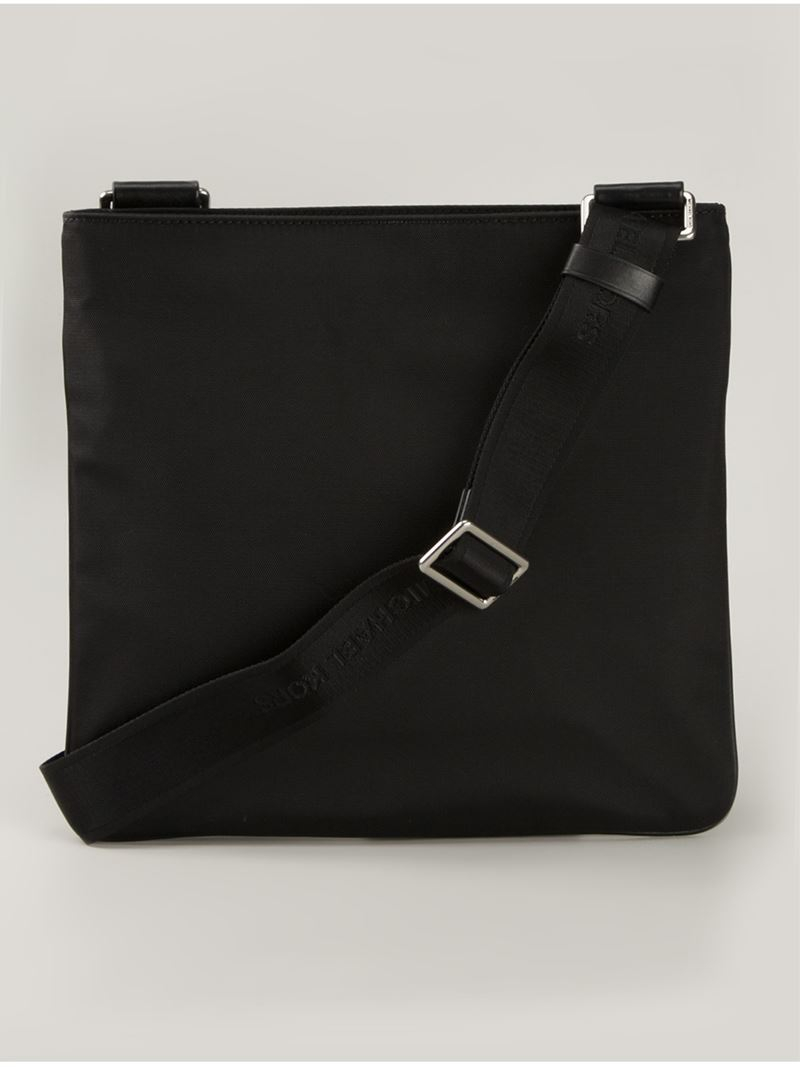 7d727cb0344a ... 50% off lyst michael kors windsor messenger bag in black for men c58a5  62bf9