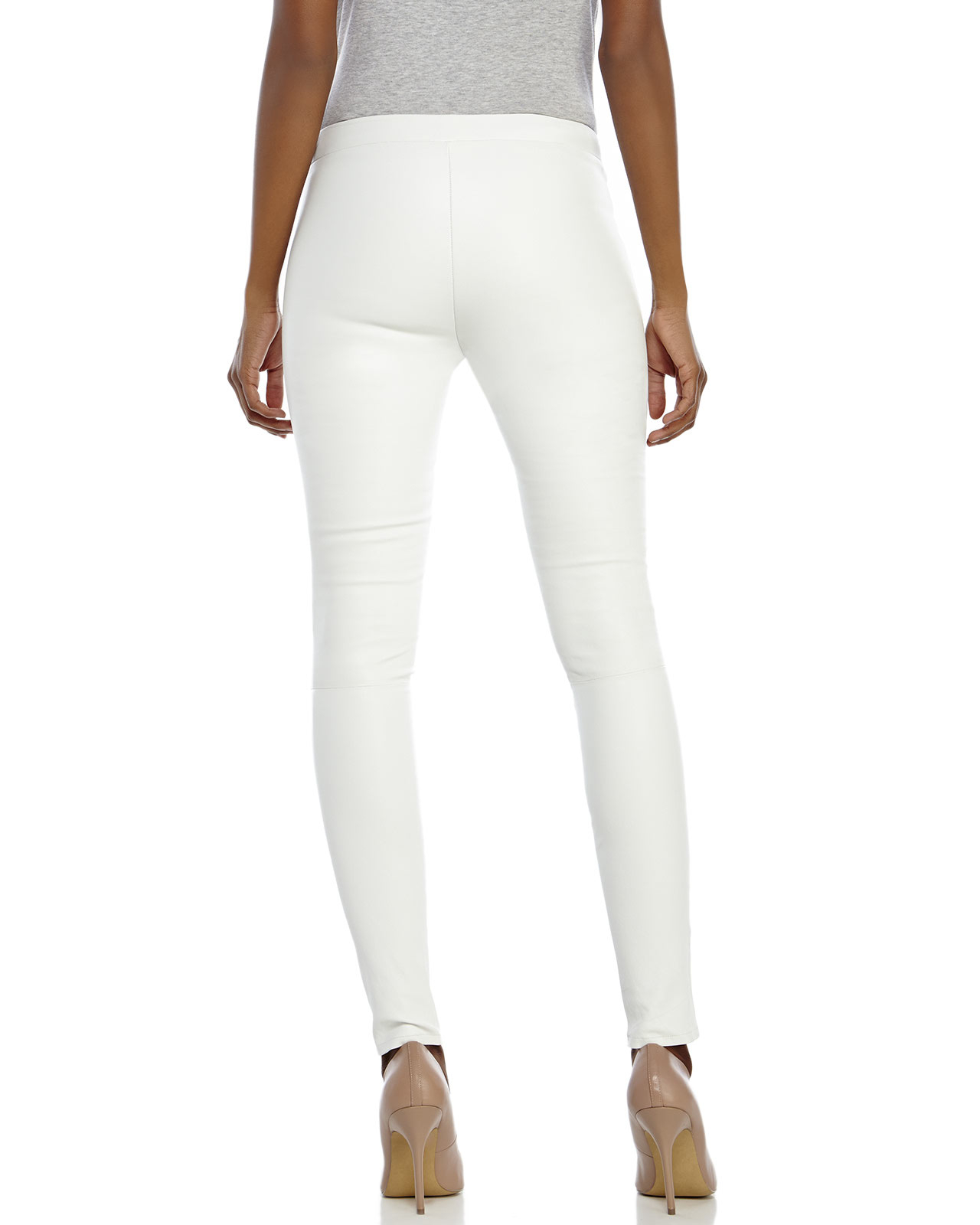 Cool White Leather Pants For Women From China White Leather Pants For Women