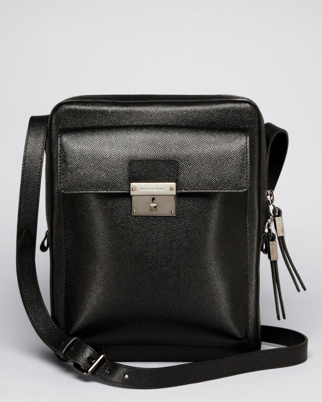 f6b7c82be50b Lyst - Burberry London Shaldon Crossbody Bag in Black for Men