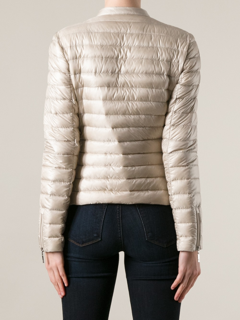 moncler axel quilted jacket