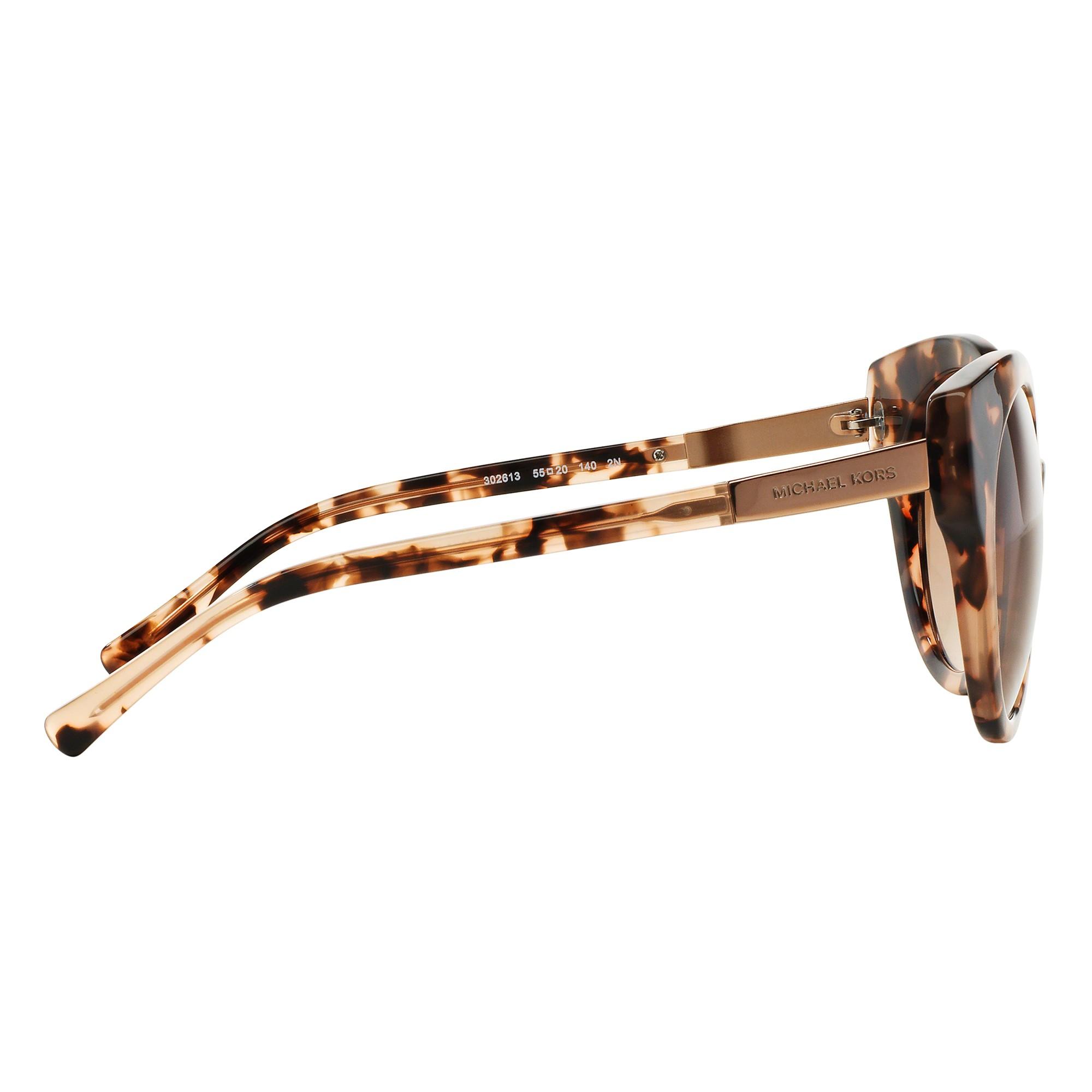 eabde5c4f2 Michael Kors Mk2019 Adelaide I Round Sunglasses - Lyst