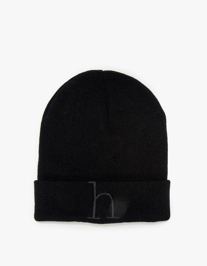 28c5c523bb8 Lyst - Han Kjobenhavn H Beanie in Black for Men