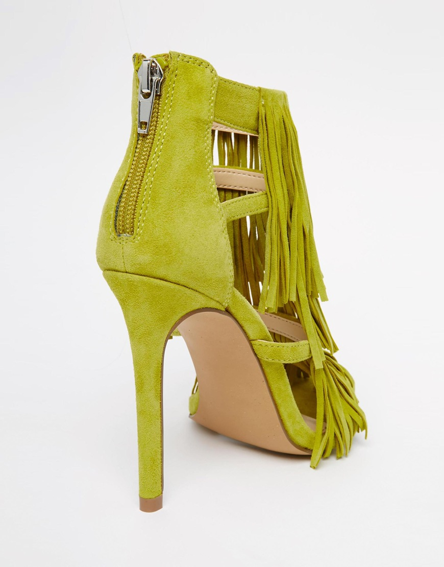 Gallery. Women's Yellow Heels