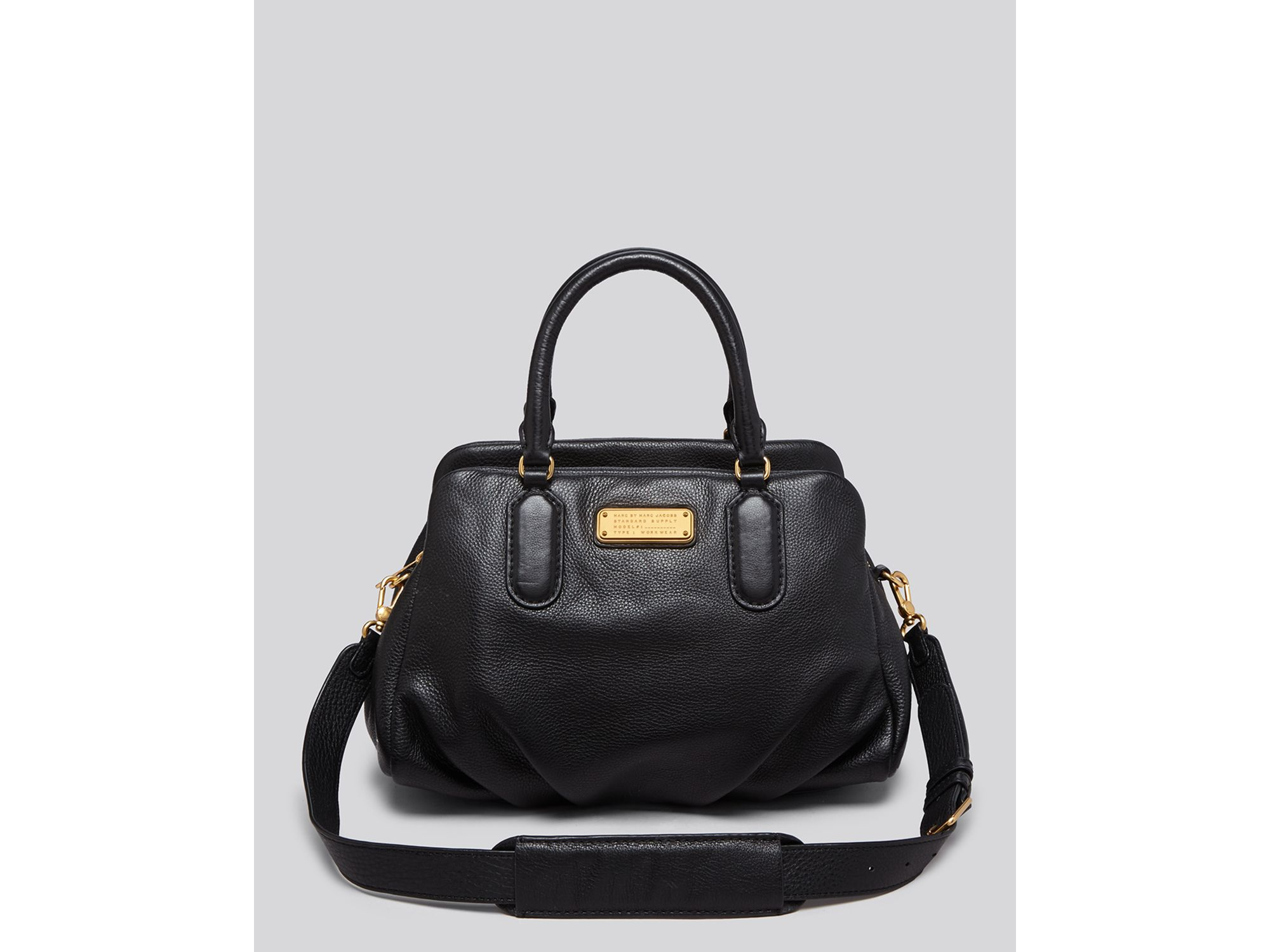Black Q By Marc Groovee In Jacobs Lyst New Satchel Baby j4RA5L