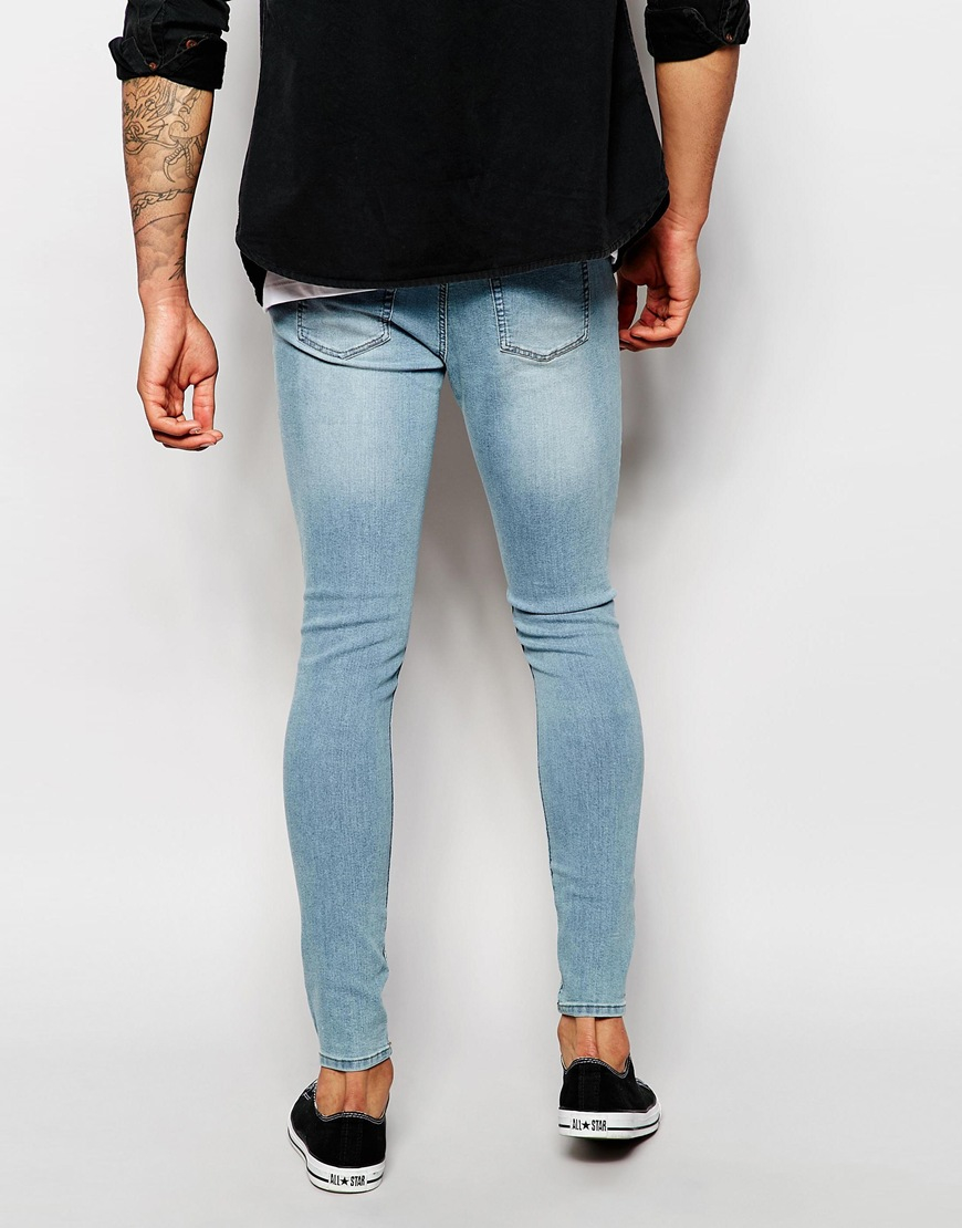 Mid Spray Jeans stone Cheap Monday H994bA0y