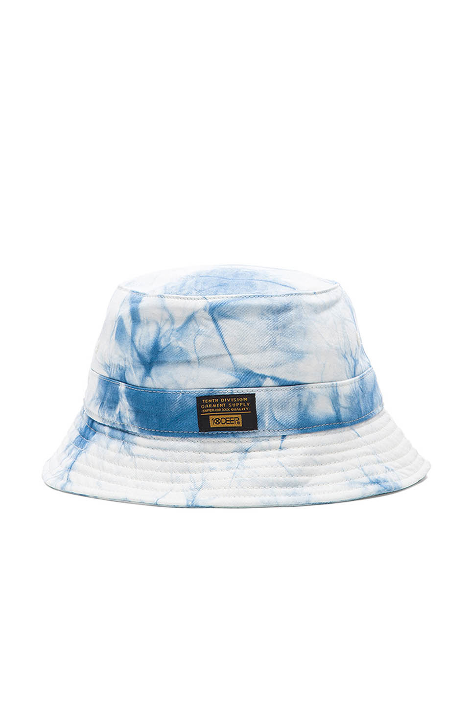 fa725c1c01f Lyst - 10.Deep Thompson S Bucket Hat in Blue for Men
