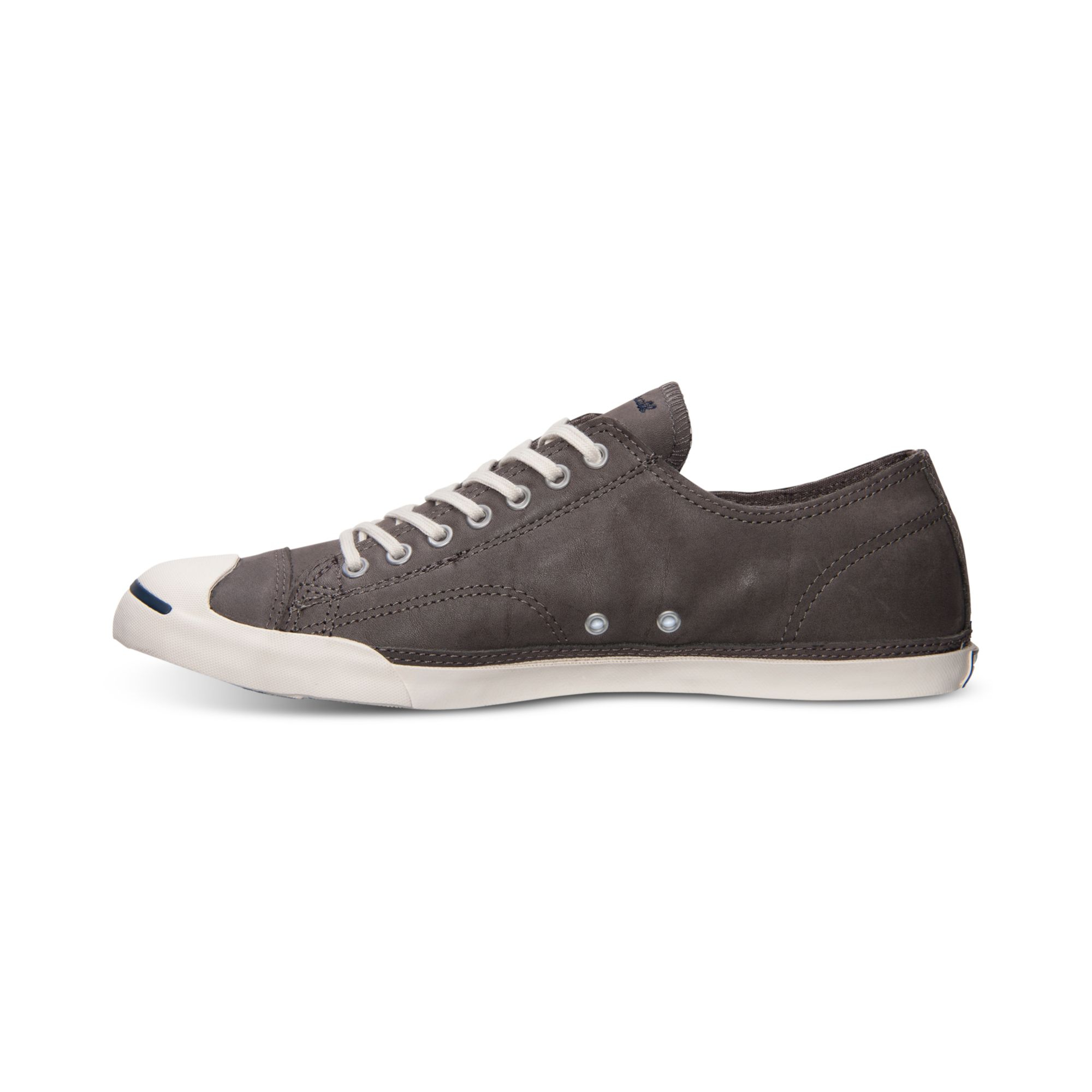 1174c3db0c601a Lyst - Converse Mens Jack Purcell Lp Casual Sneakers From .