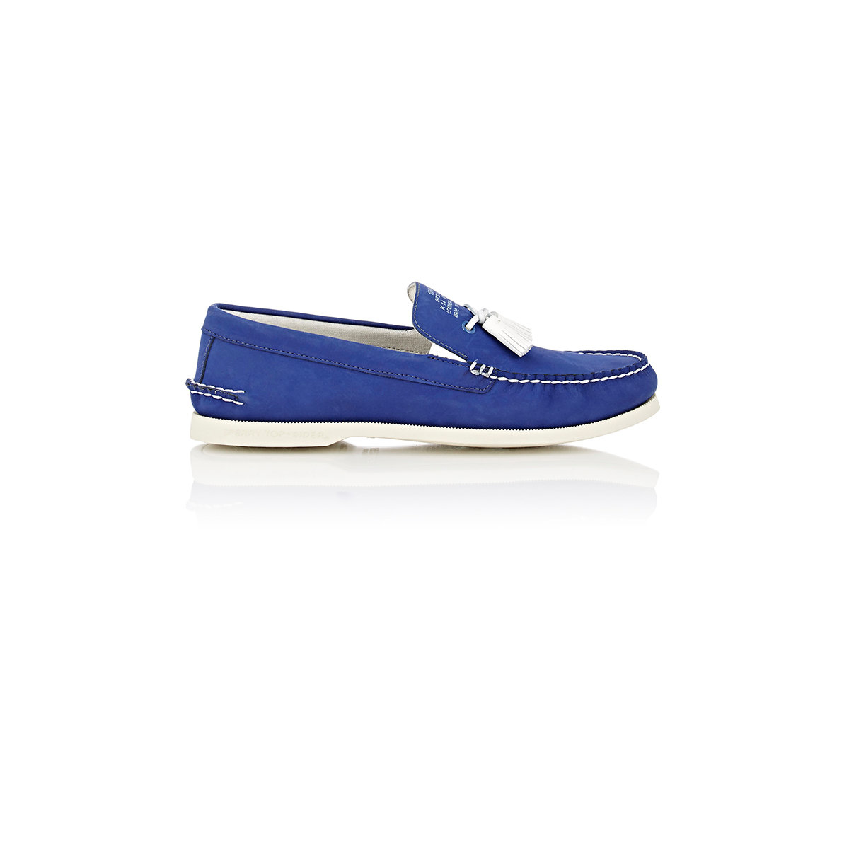 band of outsiders authentic original tassel boat shoes in