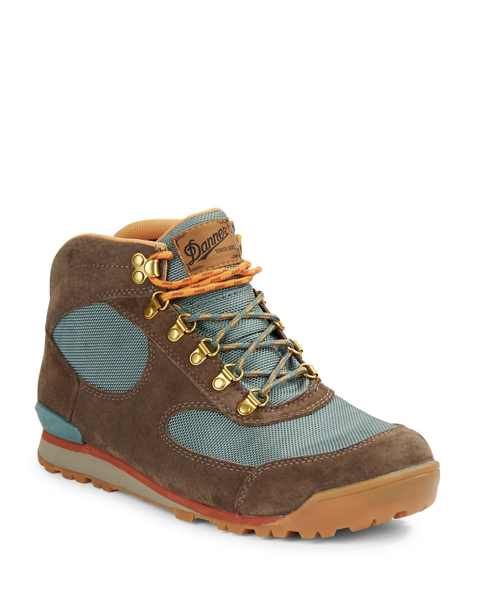 914f3480b3f Danner Blue Jag Colorblocked Hiking Boots for men