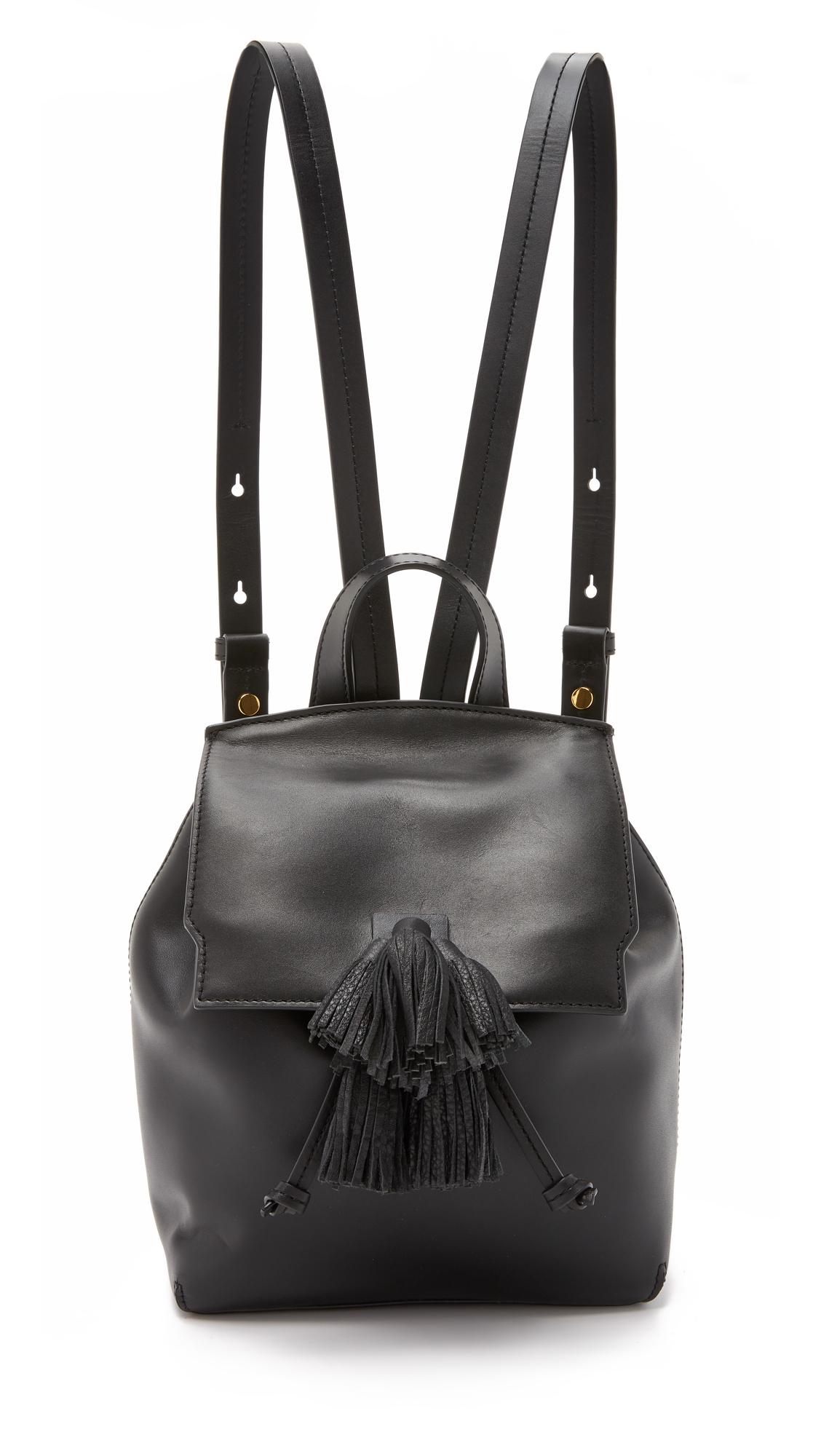 Rebecca Minkoff Sofia Backpack in Black