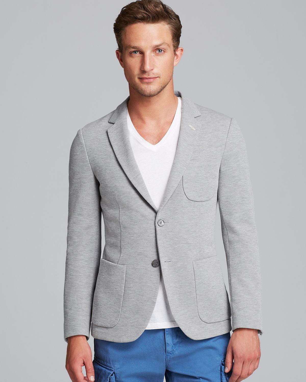 Mens Unconstructed Jacket