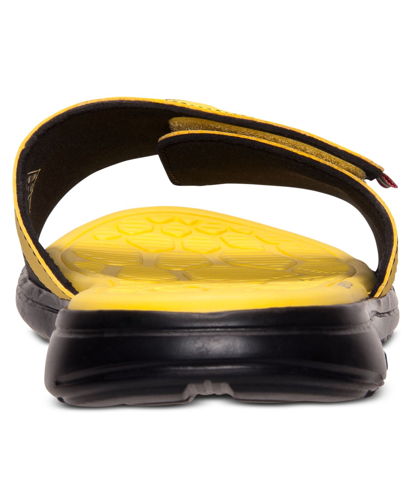 1ef50d56b20 Lyst - PUMA Men S Ferrari Slide Sandals From Finish Line in Yellow ...