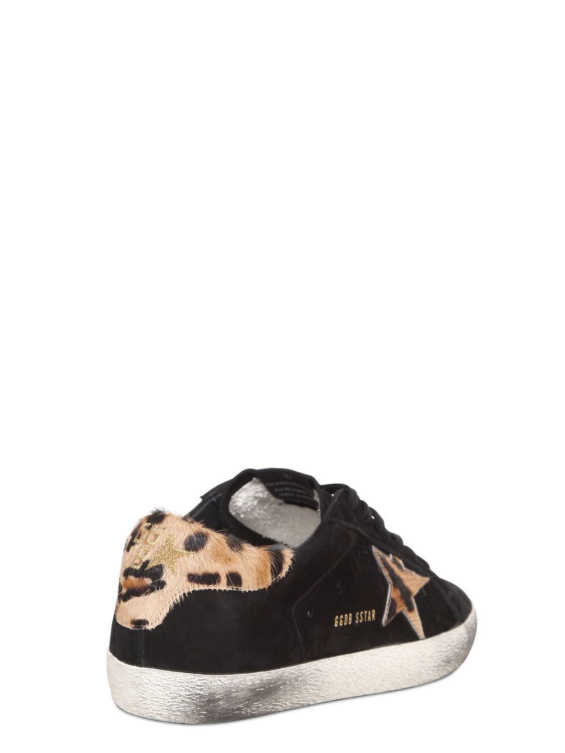Golden Goose Pony Sneakers Eb2X1WQEd