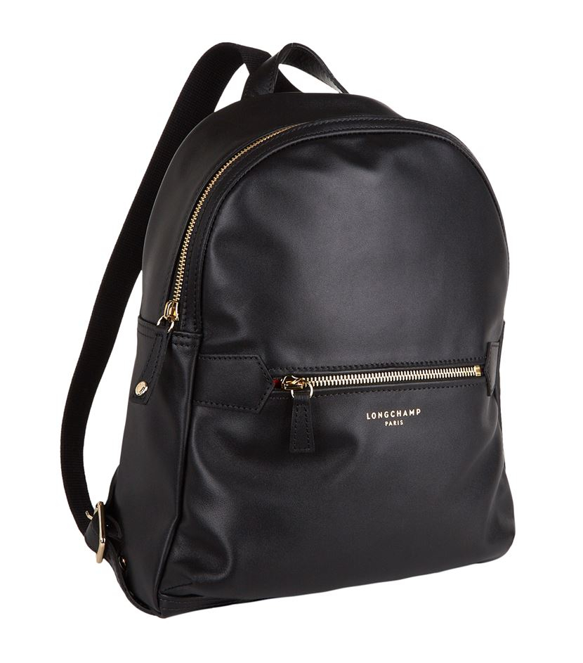be4d0b9ade Longchamp 2.0 Backpack in Black - Lyst