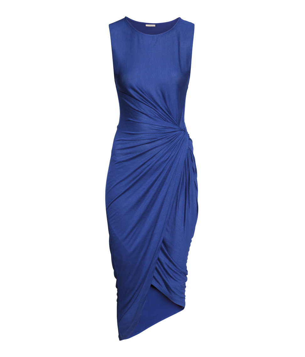 HM Draped Dress