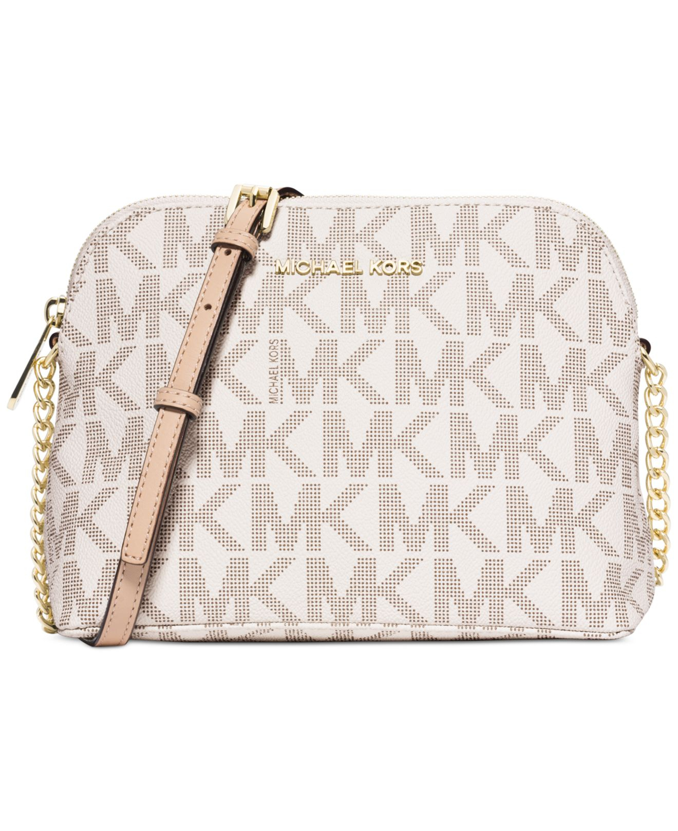 d474cf1d46fd8 Gallery. Previously sold at  Macy s · Women s Michael Kors Cindy ...