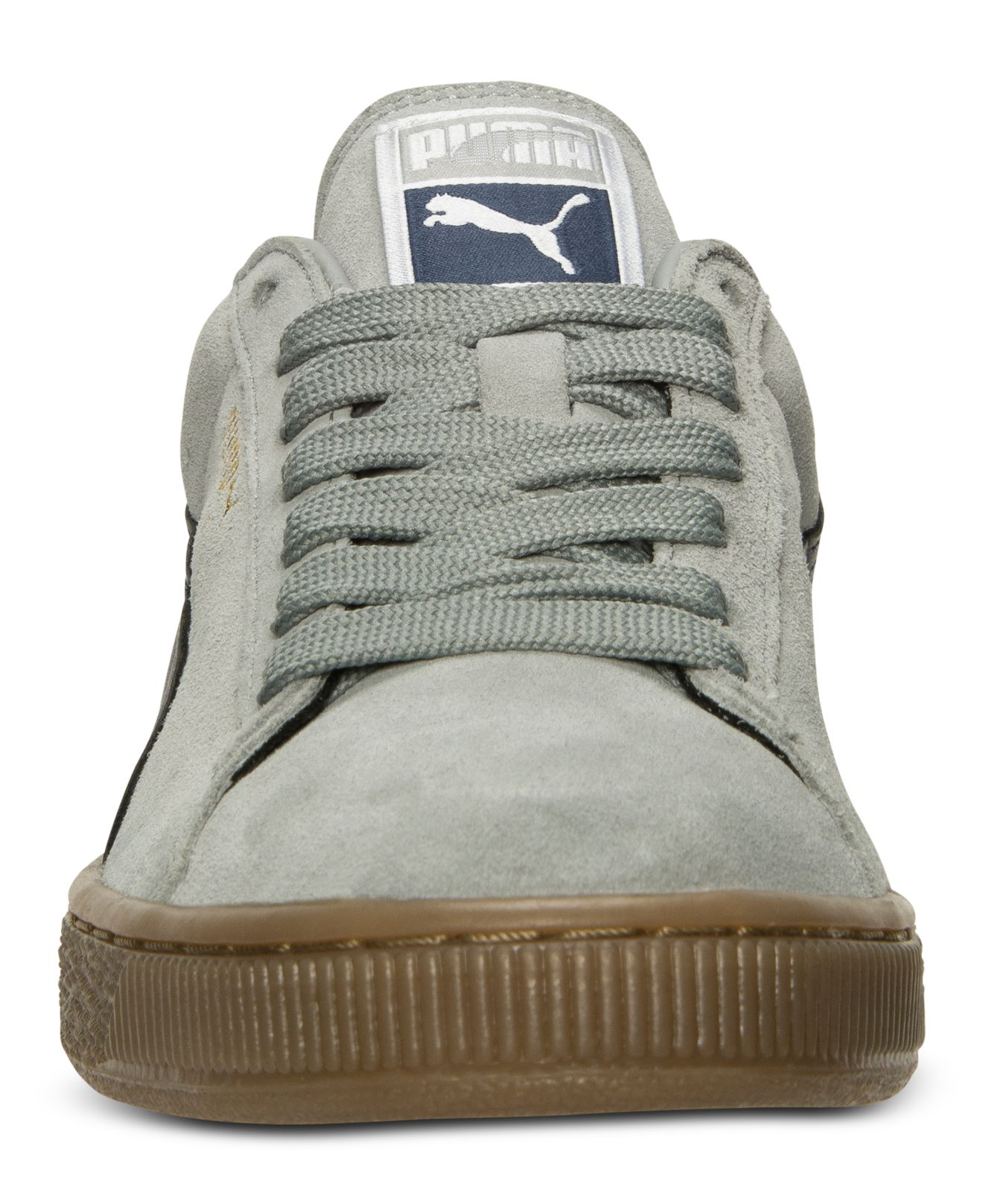 Lyst - PUMA Men S Suede Classic Leather Fs Casual Sneakers From ... 4472796d0