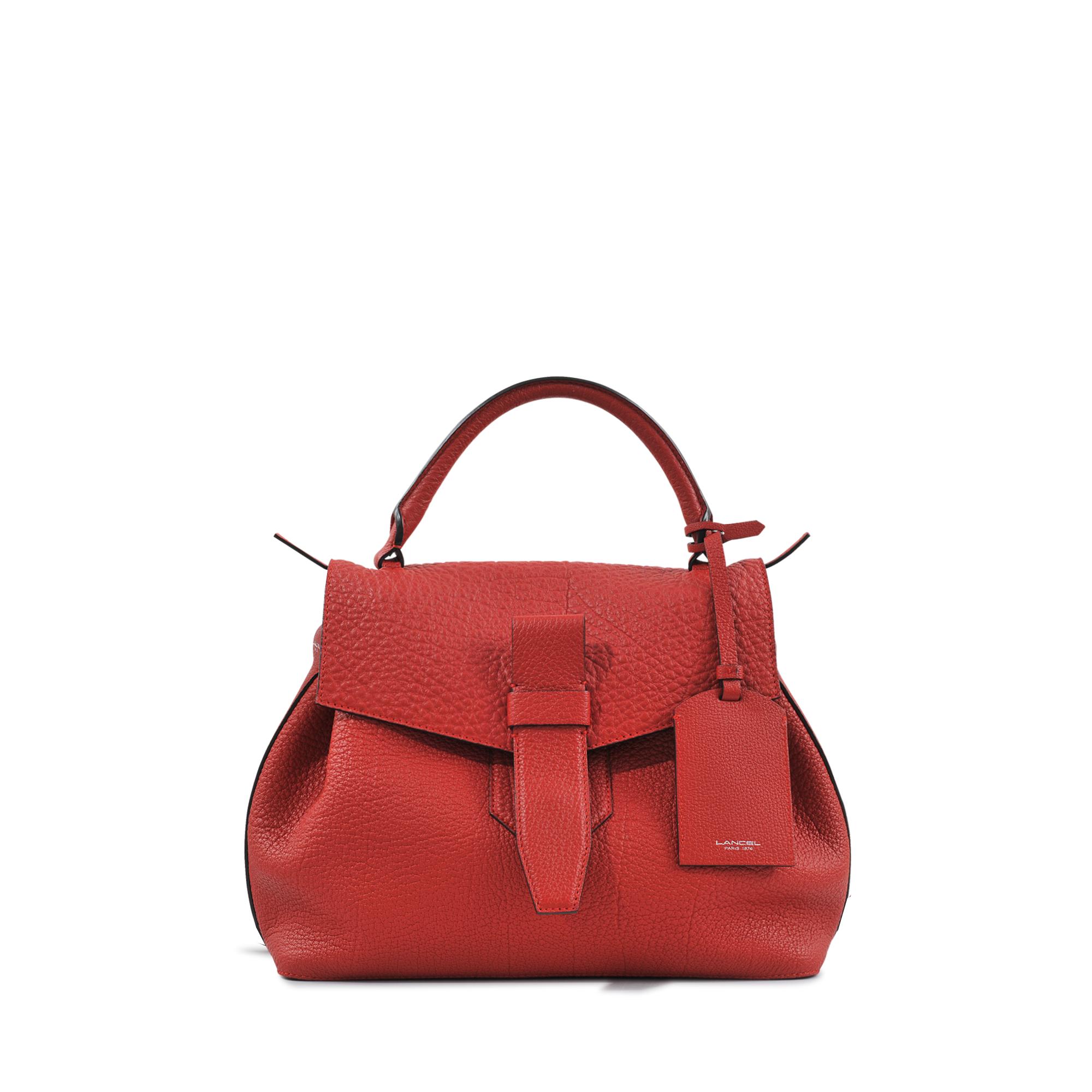lancel charlie handbag in red lyst. Black Bedroom Furniture Sets. Home Design Ideas