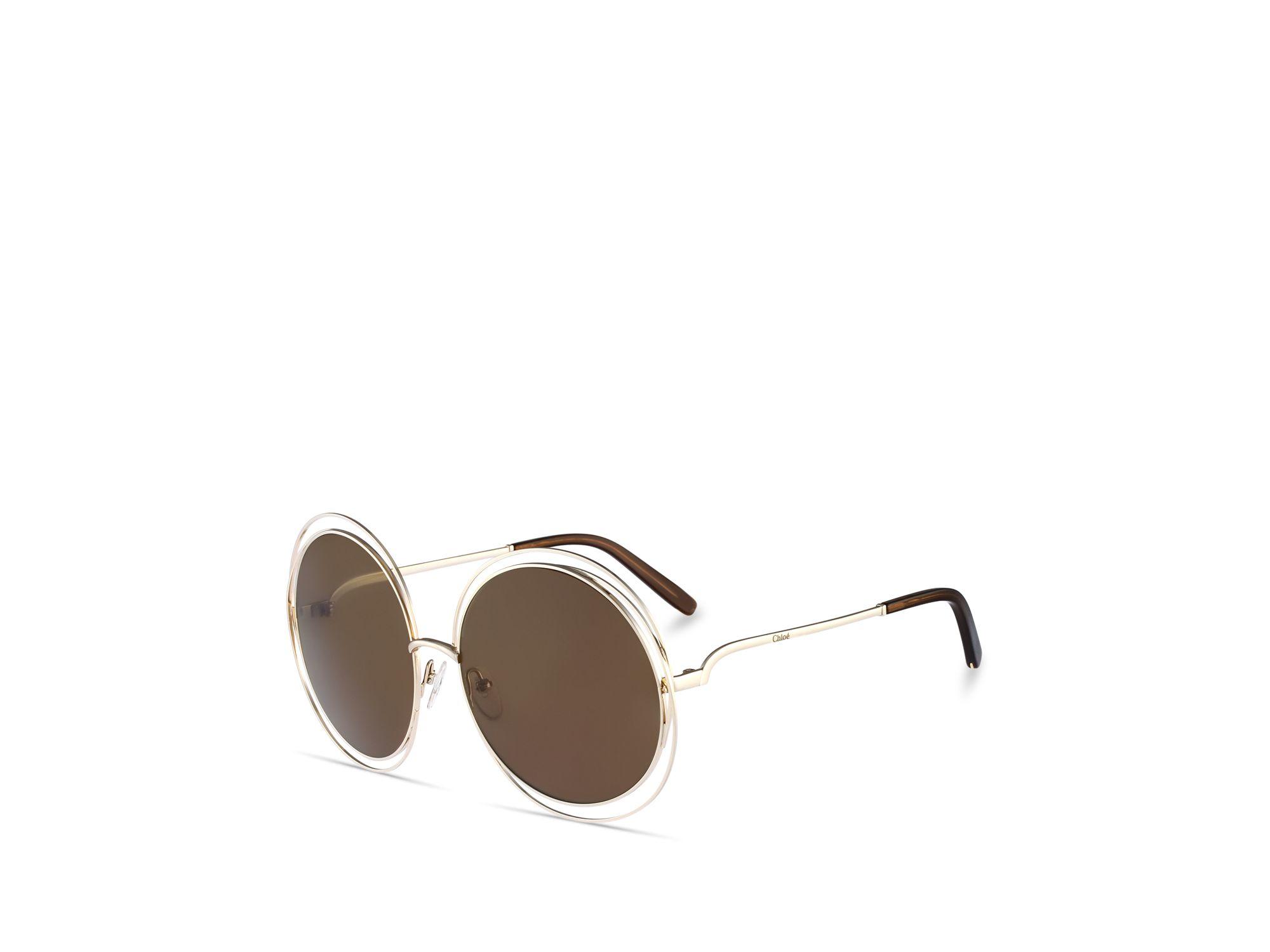 ed77ca202e8f Chloe Oversized Round Sunglasses « Heritage Malta