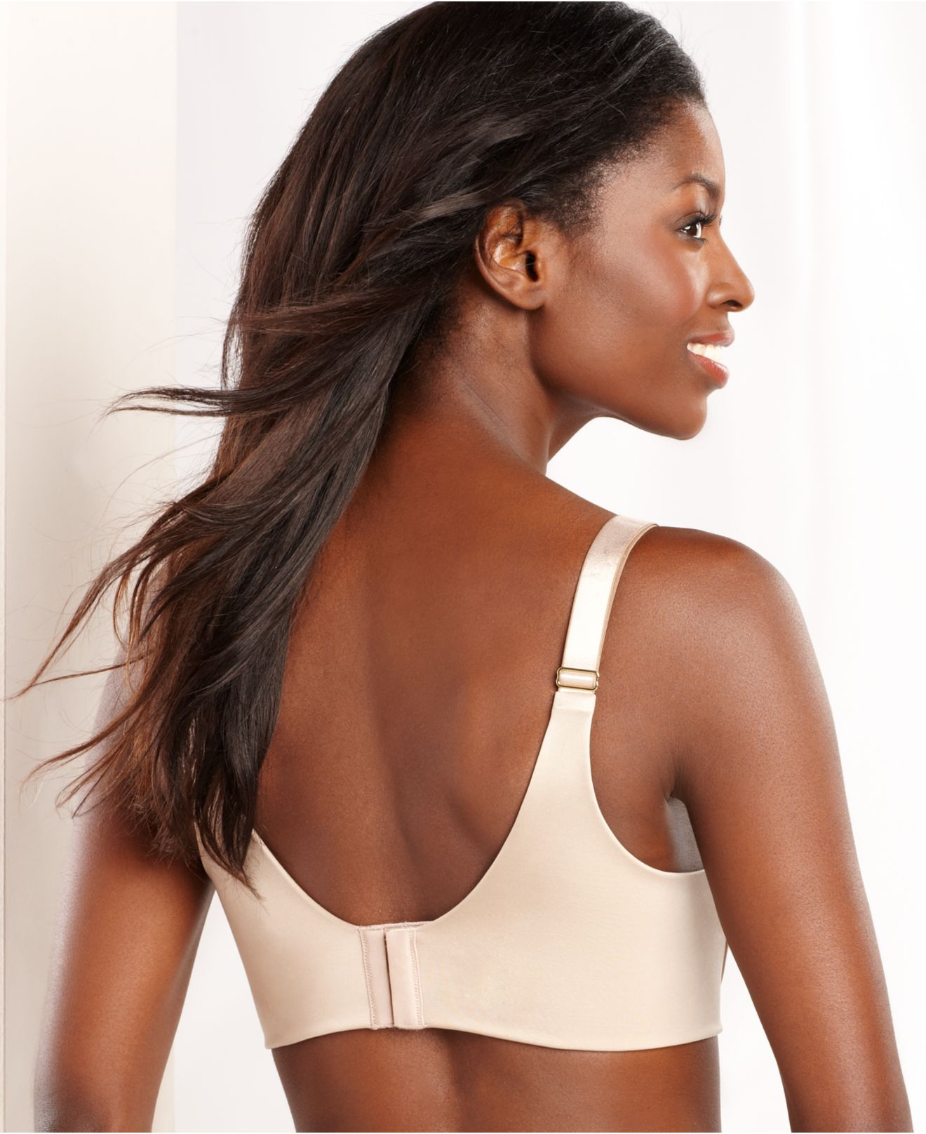 Lyst - Vanity Fair Beauty Back Full Figure Underwire Bra 76145 in Brown 284506cd1