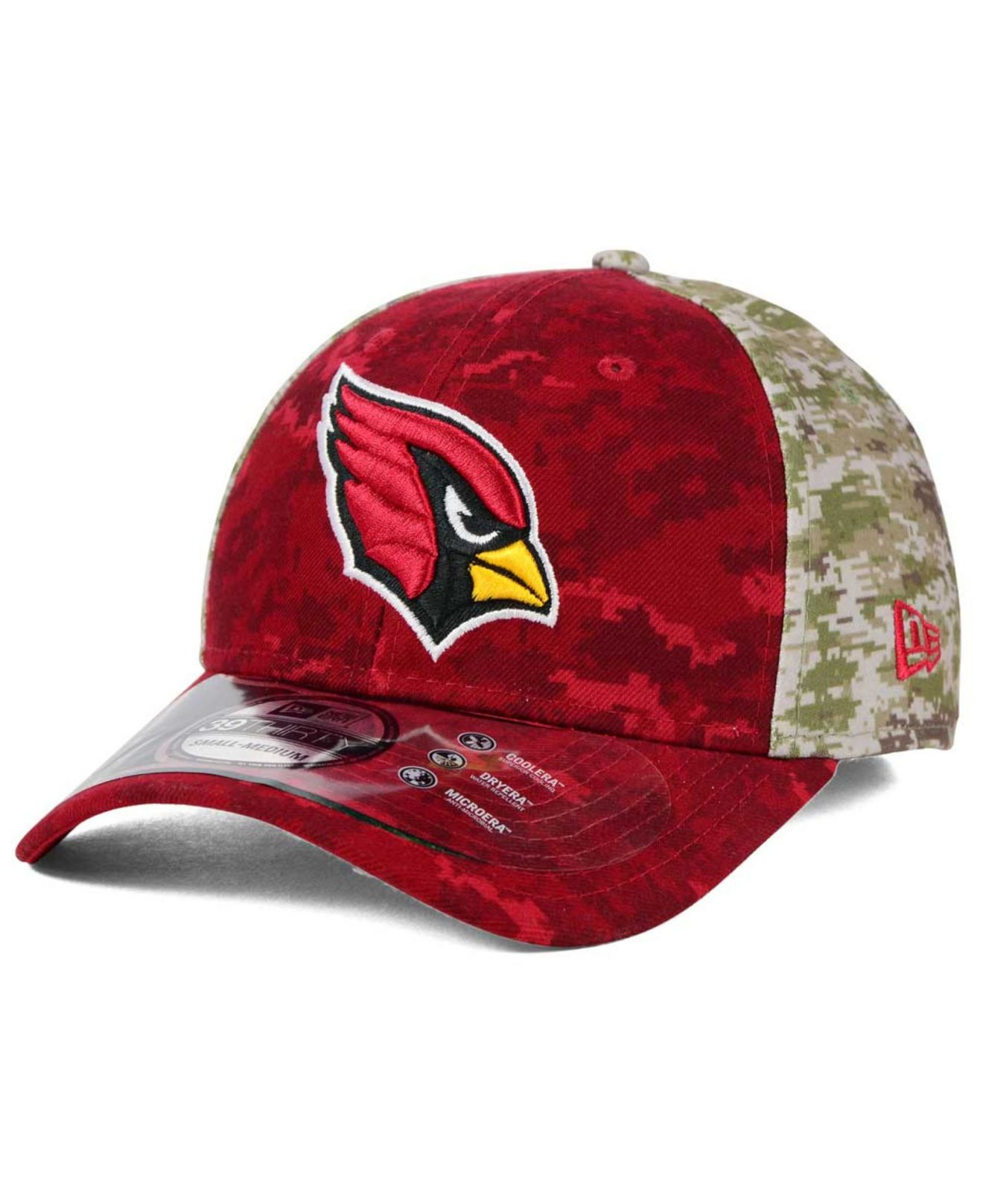 the best attitude 73d76 abc53 ... coupon for lyst ktz arizona cardinals salute to service 39thirty cap in  green ba600 8290e