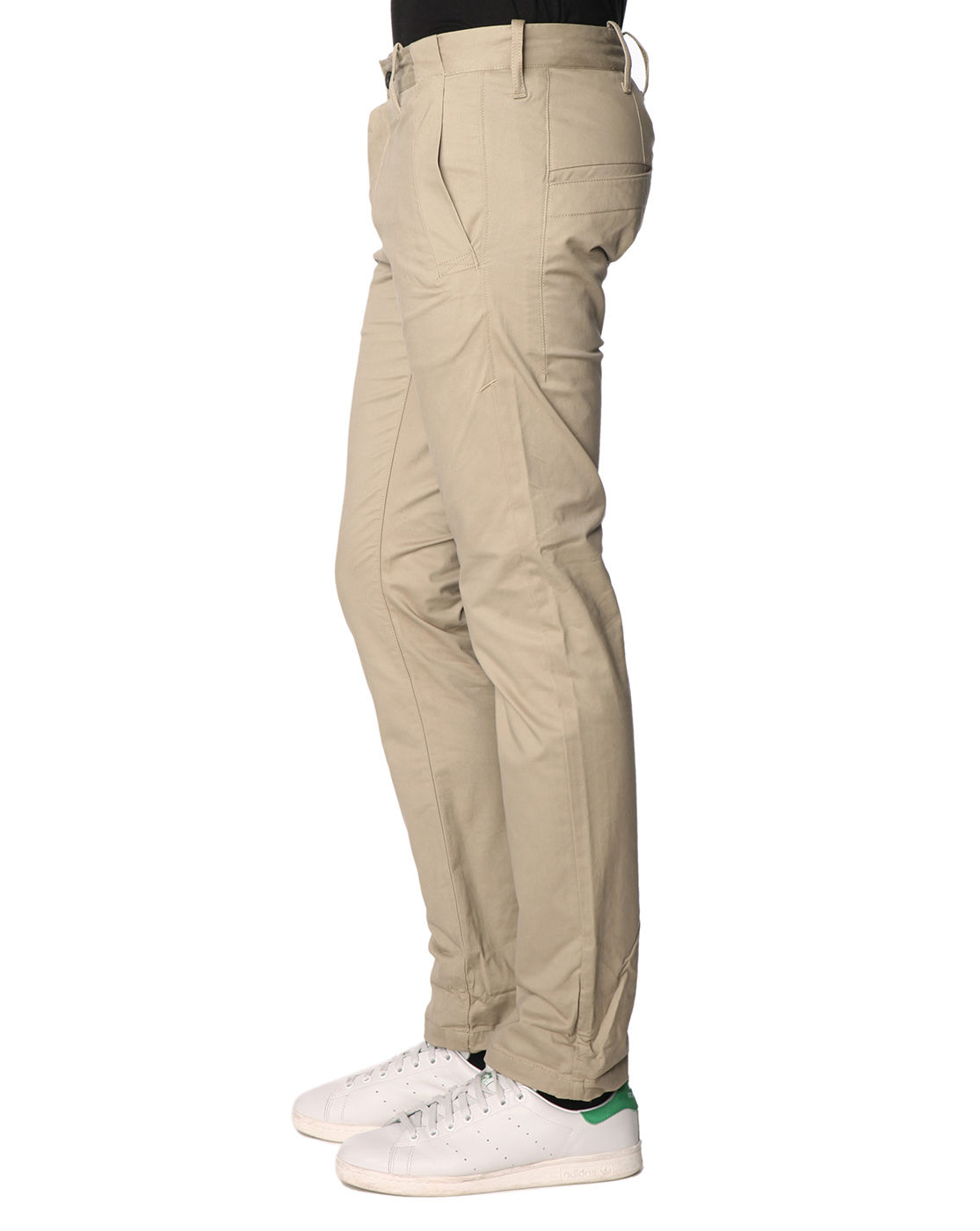 g star raw bronson beige slim fit chinos in beige for men. Black Bedroom Furniture Sets. Home Design Ideas