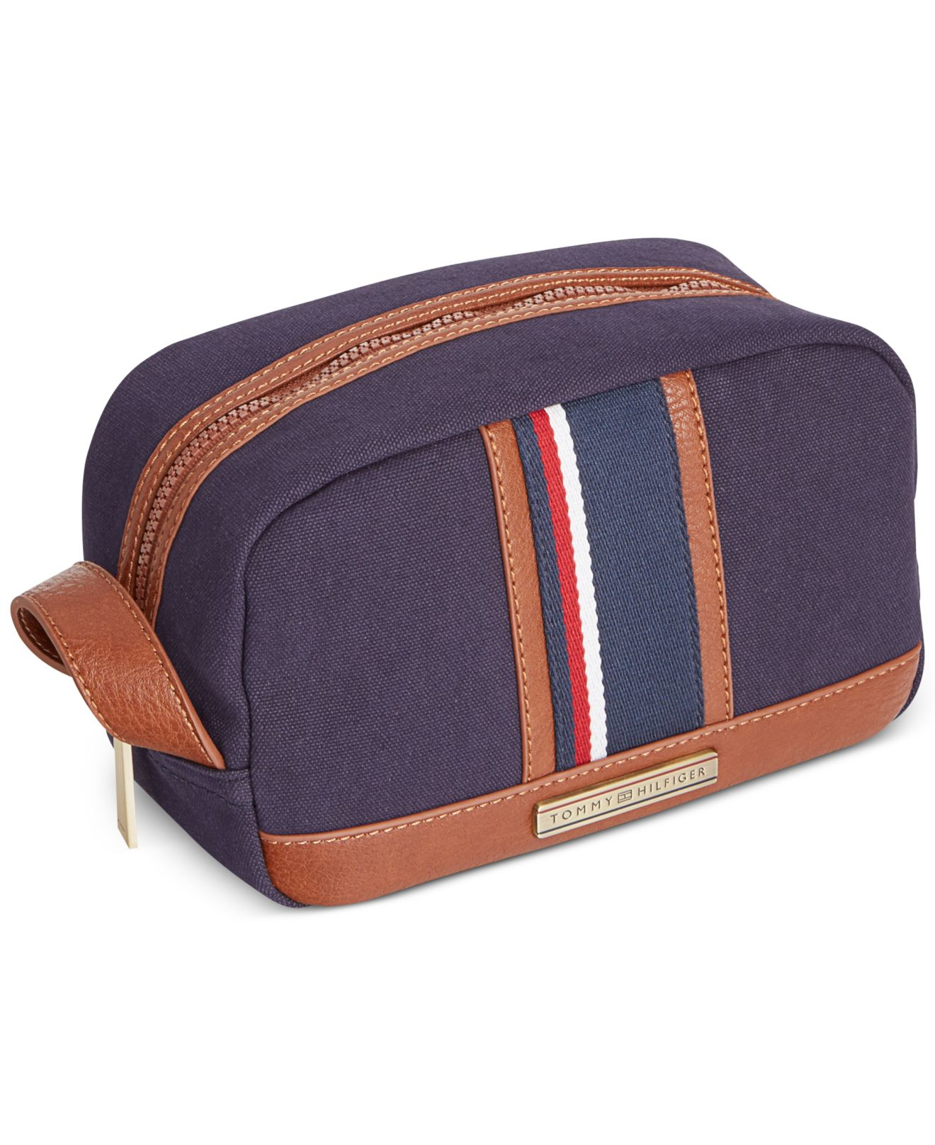 4d14f96f24d Lyst - Tommy Hilfiger Connor Dopp Kit in Blue for Men