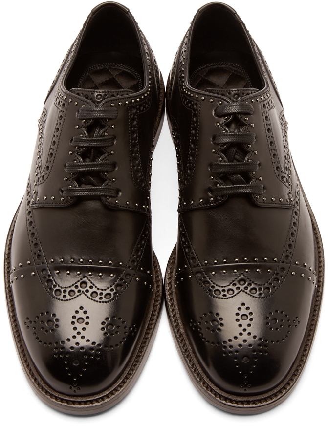 Dolce & Gabbana Oxford brogues
