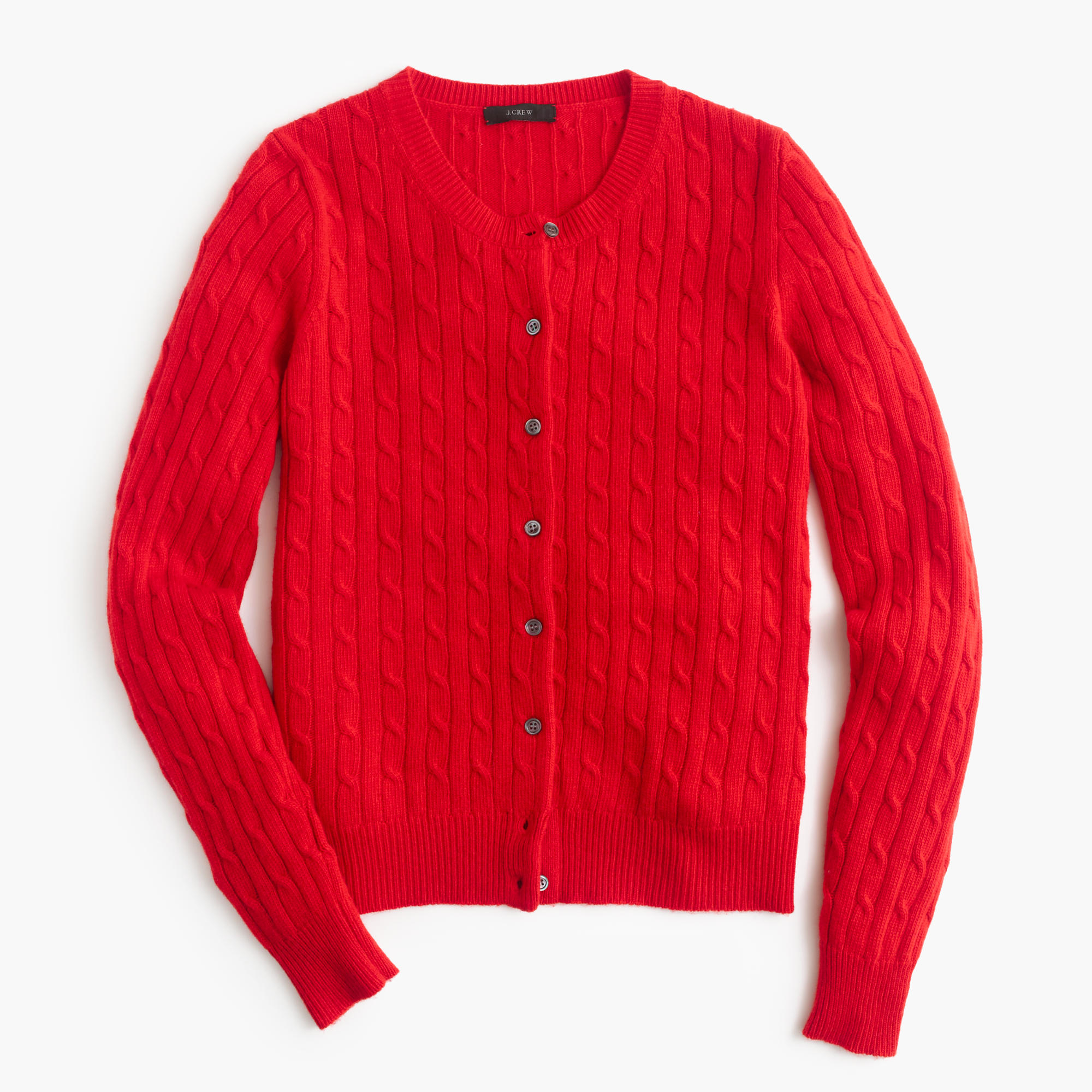 Petite Red Sweater 83