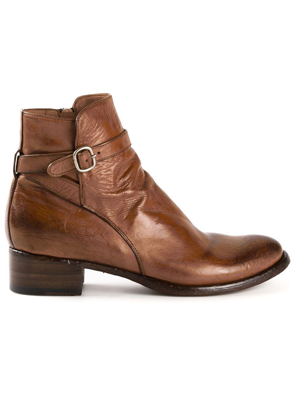 Lastest Officine Creative U0026#39;godardu0026#39; Boots In Black   Lyst