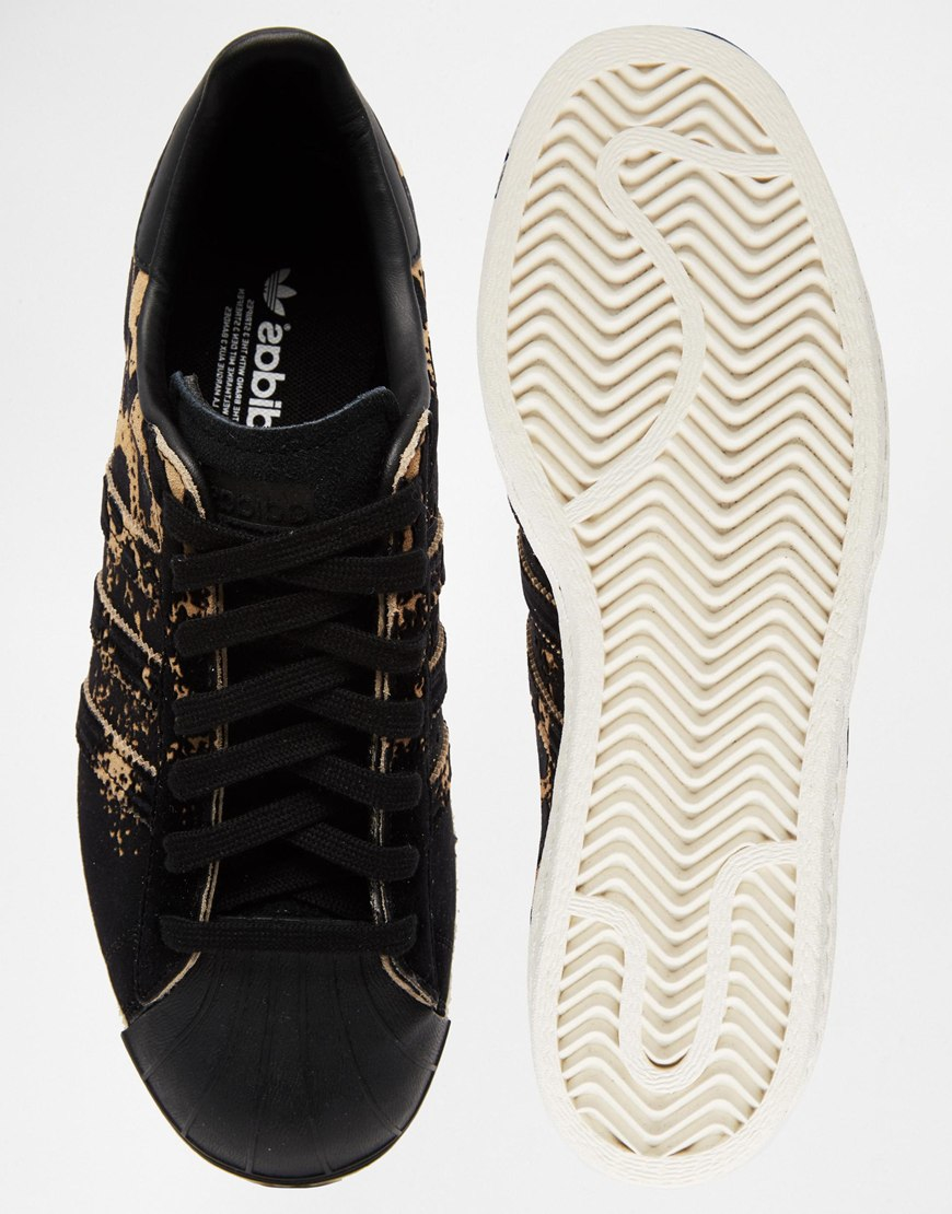 Adidas Originals Black Originals Superstar