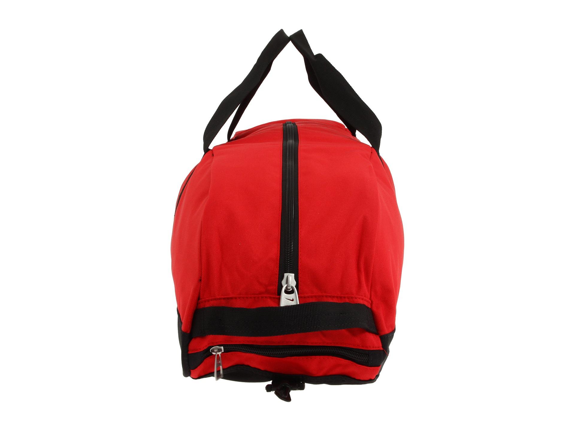 Nike Keystone Baseball Duffel Bag - Large in Red (Varsity ...