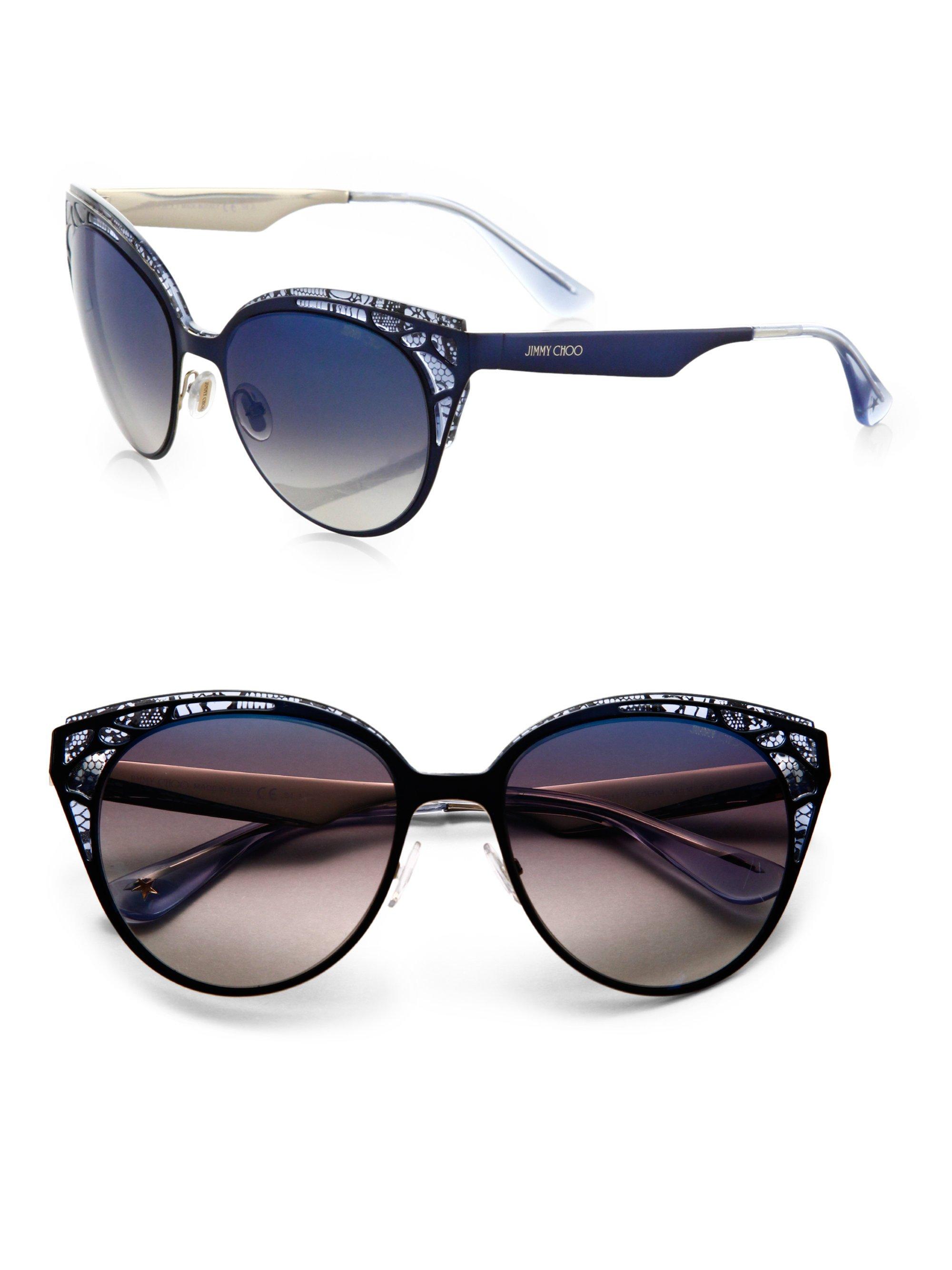 Jimmy Choo Estelle Sunglasses