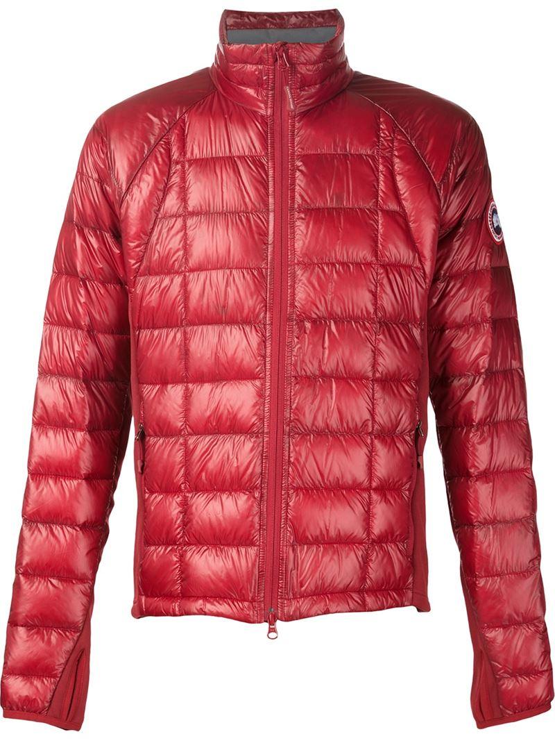 Canada Goose' Hybridge Lite Jacket - Women's Medium - Red