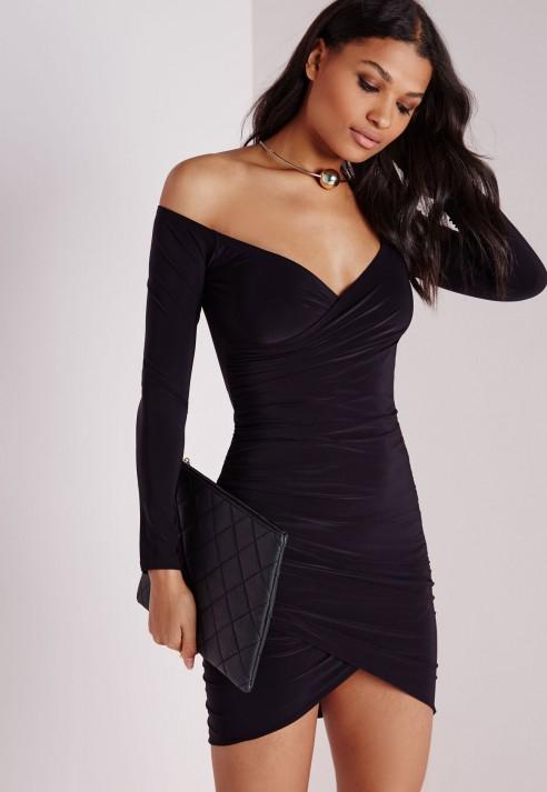 Lace bodycon dress tobias