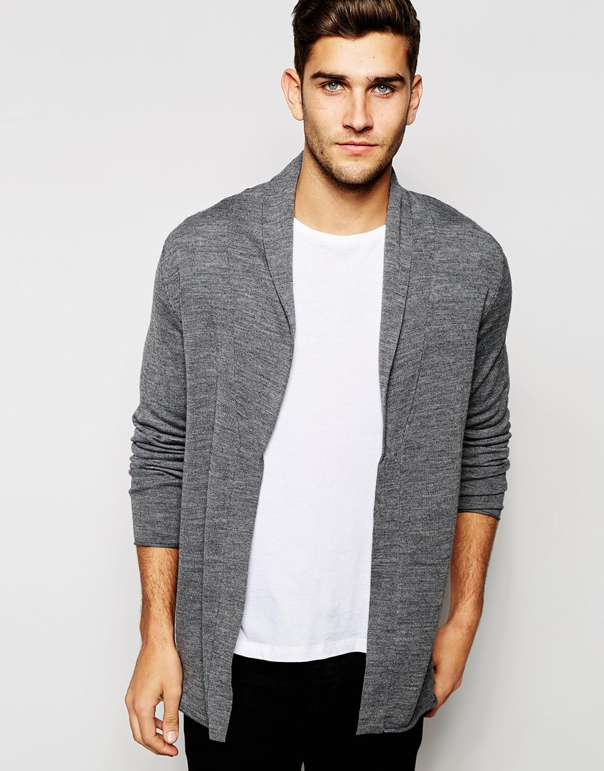 What To Wear With A Gray Cardigan
