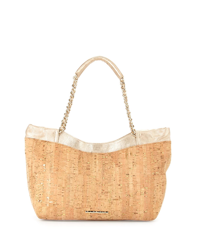 Elaine Turner Tamara Cork Shoulder Bag