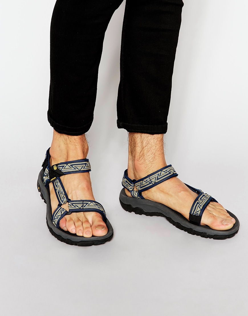 75563856a2ca4d Lyst - Teva Hurricane Xlt Sandals in Blue for Men